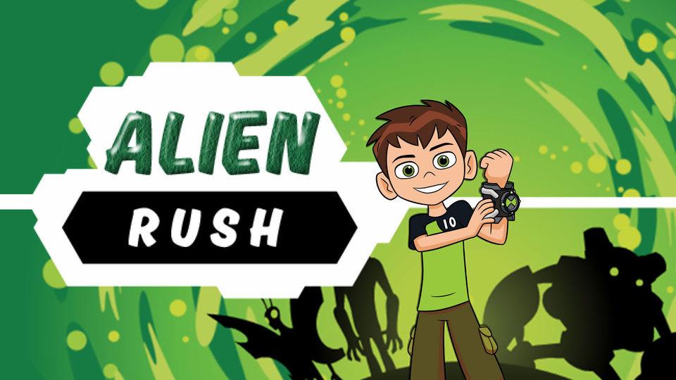 Play Ben 10: Alien Rush Now!