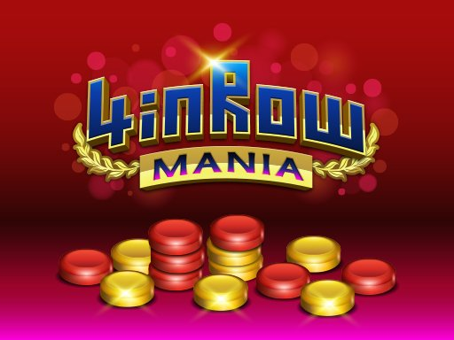 Play 4 in Row Mania  Now!