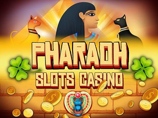 Play Pharaoh Slots Casino  Now!
