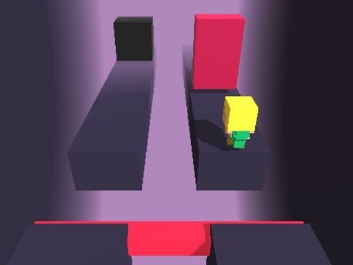 Play Pixel BigHead Run Now!