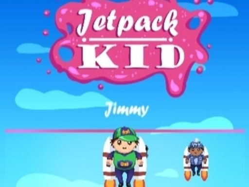 Play Jet Pack Kid Now!