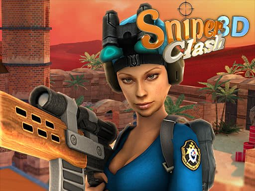 Play Sniper Clash 3D Now!
