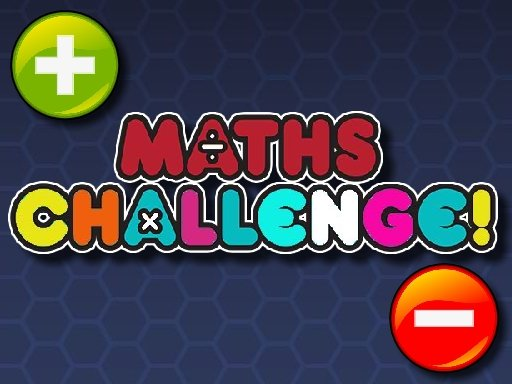 Play Maths Challenge Now!