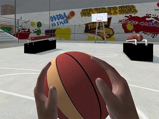 Play Basketball Simulator 3D Now!