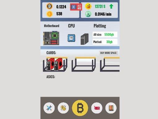 Play Bitcoin Clicker Now!