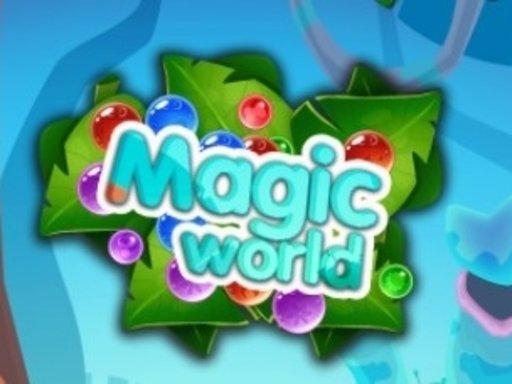 Play Magic World Now!