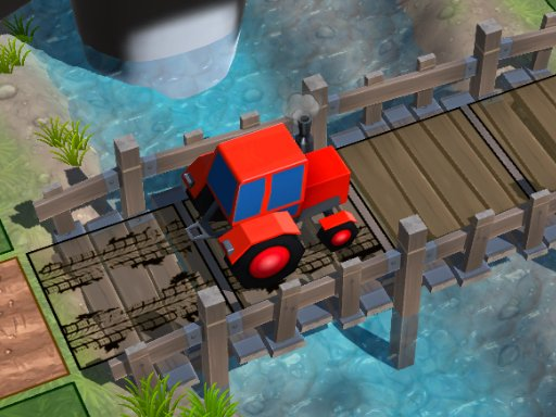 Play Tractor Puzzle Farming Now!
