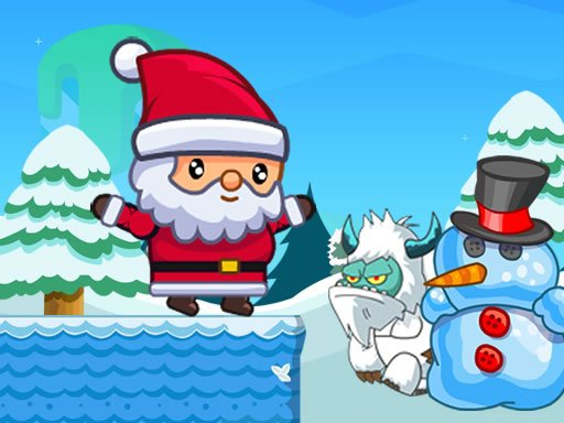 Play Santa Claus Adventures Now!