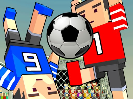 Play Soccer Physics Online Now!