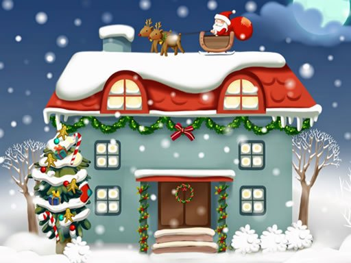 Play Christmas Rooms Differences Now!