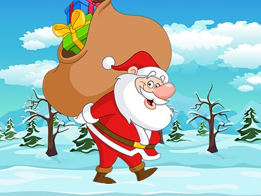 Play Santa Claus Jigsaw Now!