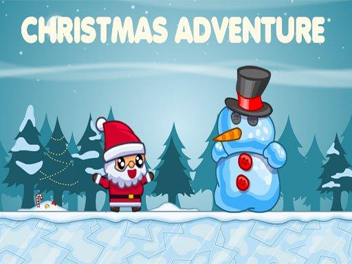 Play Christmas adventure Now!