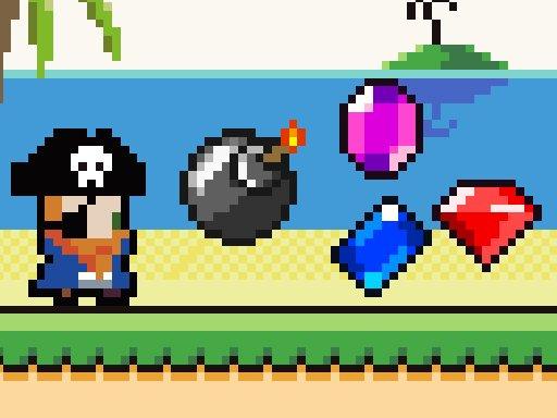 Play Pirate Bomber - Jewel Hunter Now!