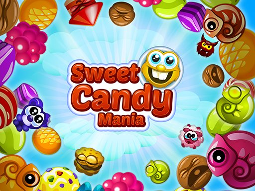 Play Sweet Candy Mania Now!