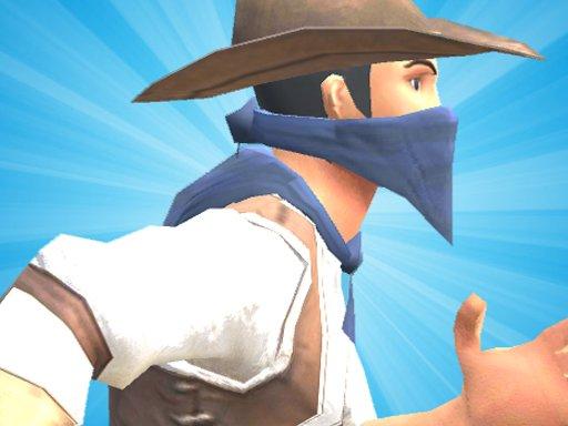 Play Cowboy Runner Now!