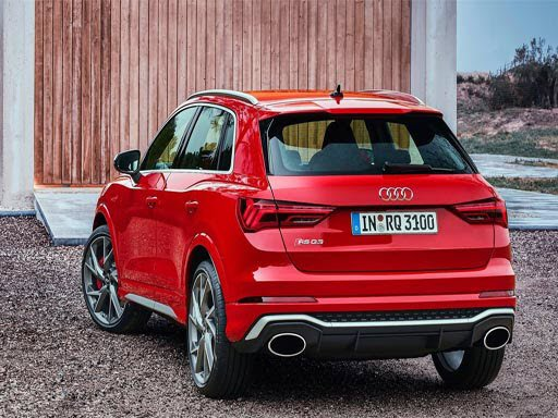 Play Audi RS Q3 Puzzle Now!