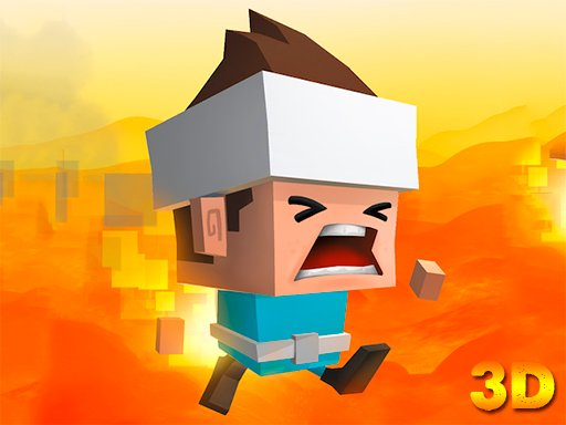 Play The Floor is Lava 3D Now!