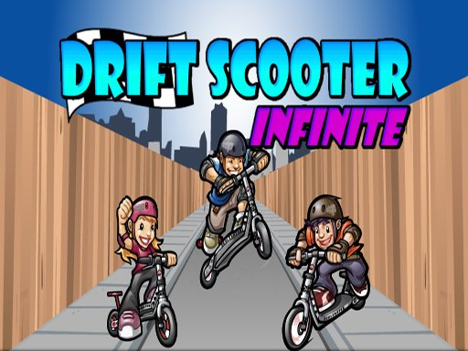 Play Drift Scooter - Infinite Now!