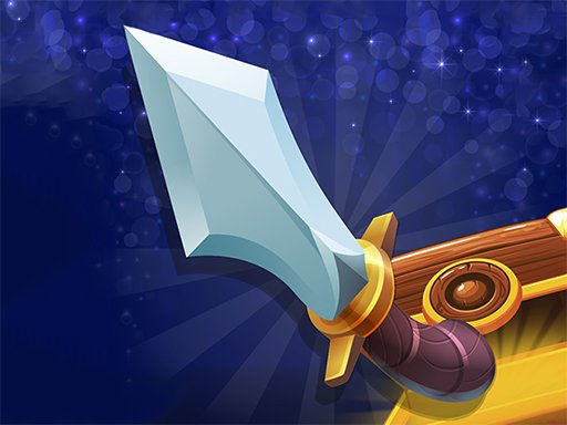 Play Merge & Hit  Knives Now!