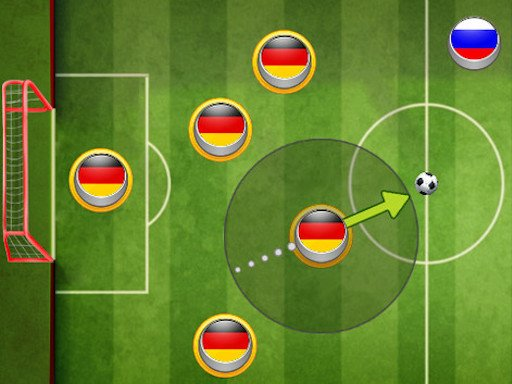 Play Finger Soccer HD Now!