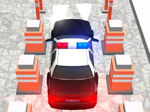 Play Police Cars Parking Now!
