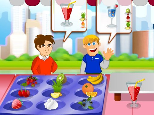 Play Juice Maker Now!