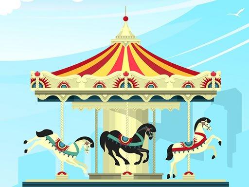 Play Amusement Park Hidden Stars Now!