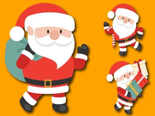 Play Santa Claus Jump Now!