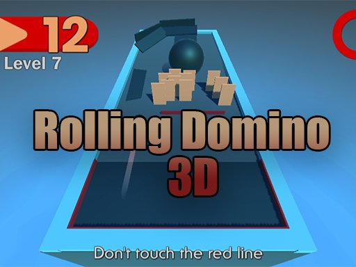 Play Rolling Domino 3D Now!