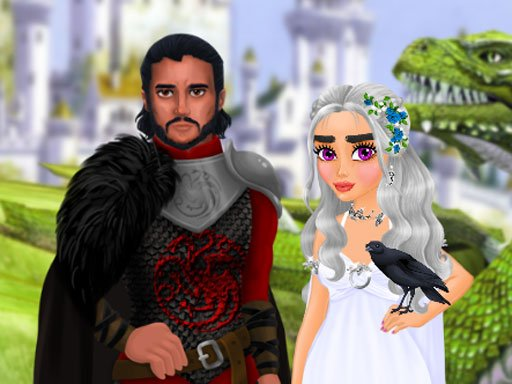 Play Dragon Queen Wedding Dress Now!