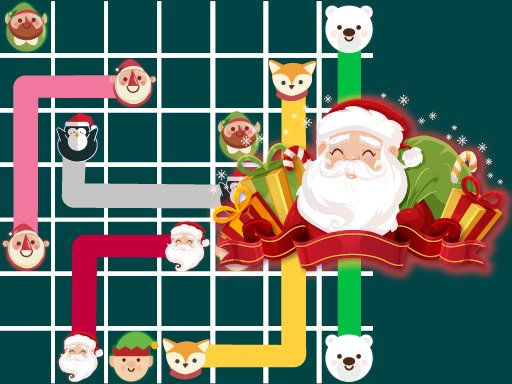 Play Connect The Christmas Now!