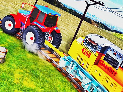 Play Towing Train Now!