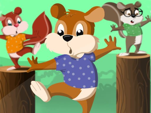 Play Squirrel Hop Now!