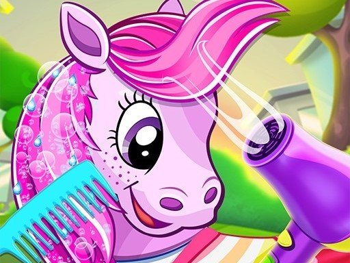 Play Pony Pet Salon Now!