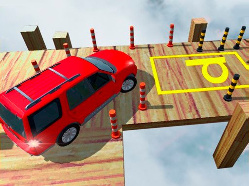 Play Classic Jeep Parking Now!