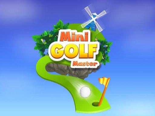 Play Minigolf Master Now!