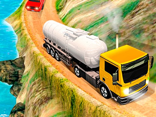 Play Offroad Oil Tanker Truck Drive Now!