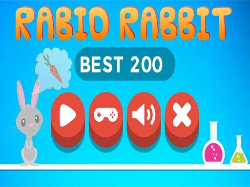 Play FZ Rabid Rabbit Now!
