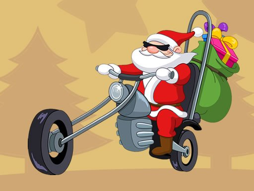 Play Santa Driver Coloring Book Now!