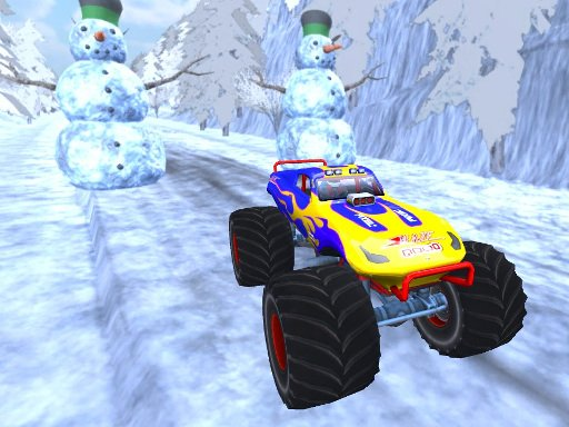 Play Christmas Monster Truck Now!