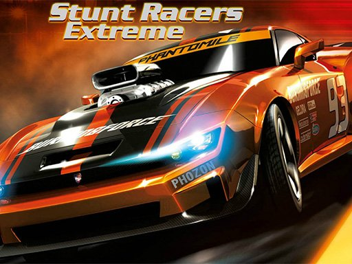 Play Stunt Racers Extreme Now!