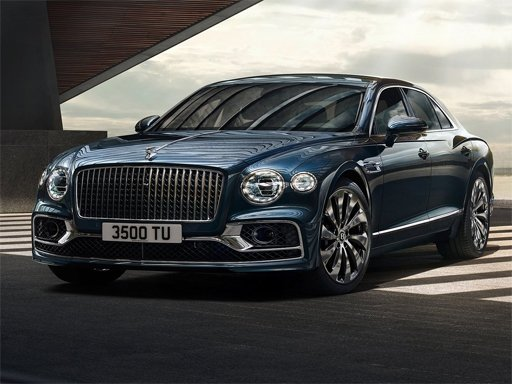 Play Bentley Flying Spur Puzzle Now!