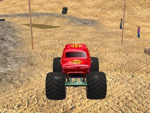 Play Monster Truck Rally Now!