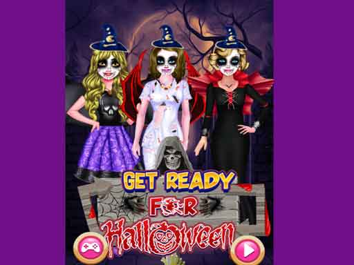 Play Get Ready For Halloween Now!