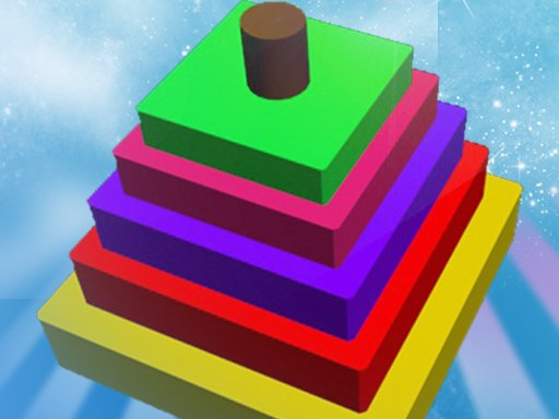 Play Pyramid Tower Puzzle Now!