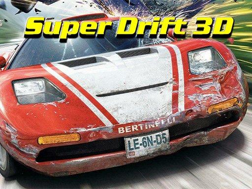 Play Super Drift 3D Now!