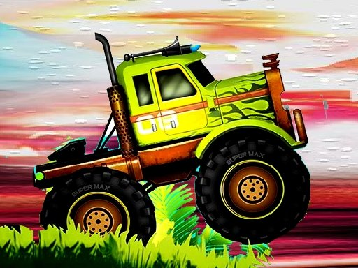 Play Crazy Monster Trucks Difference Now!