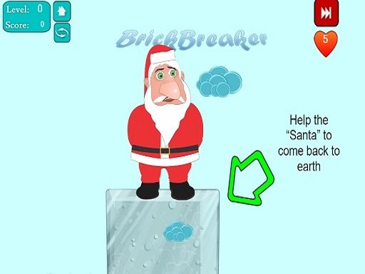 Play Save the Santa  Now!
