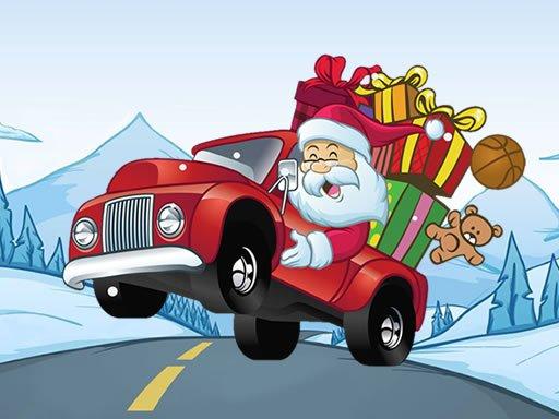 Play Christmas Vehicles Hidden Keys Now!