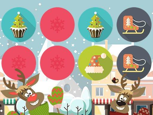 Play Memory Christmas Challenge Now!
